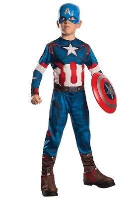 Avengers - Age of Ultron - Captain America Child Costume