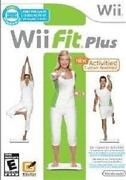 Wii Fit Plus Game Only