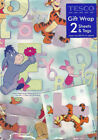 Disney Paper Sheet Wrapping Paper