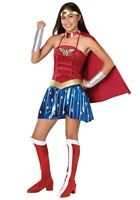 Wonder woman costume/superheroe