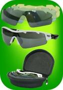 Multi Lens Cycling Glasses