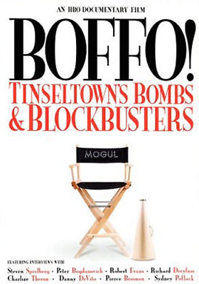 Boffo! Tinseltowns Bombs & Blockbusters (DVD, 2006)  (New & Sealed)