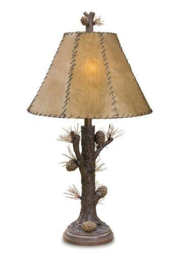 Cabin Lamp Shade Ebay