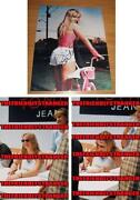Britney Spears Signed Photos