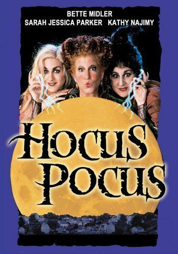 hocus pocus is a witchy tale about a teen named max who accidentally resurrects three deceased witches the three witches are confused and bewildered by - Top Kids Halloween Movies