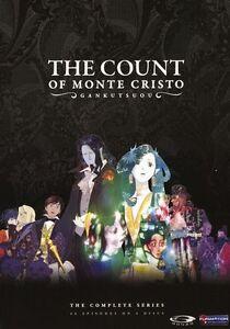 Gankutsuou: The Count of Monte Cristo  - The Complete Series [4  (2009, DVD NEW)