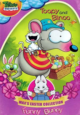 Funny Bunny Movie (Toopy and Binoo - Funny Bunny (DVD, 2006) - Brand)