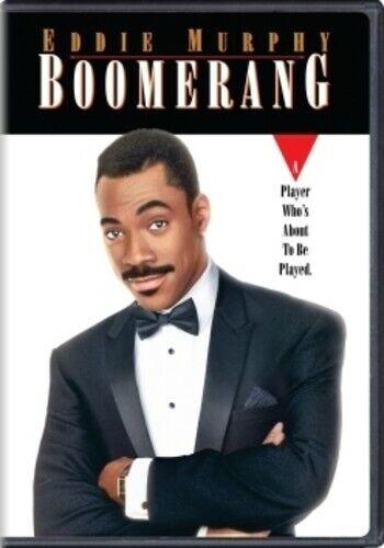 Boomerang [new Dvd] Ac-3/dolby Digital, Amaray Case, Dolby, Dubbed, Su
