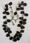 Chicos Black Necklace