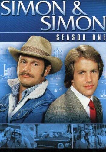 Simon & Simon: Season One [4 Discs] (2006, REGION 1 DVD New)