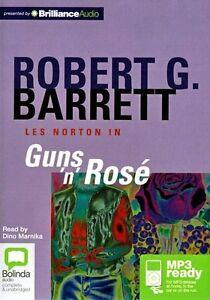 Robert-G-BARRETT-GUNS-and-ROSE-Audiobook