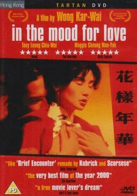In The Mood For Love [2000] [DVD], Good DVD, Paulyn Sun, Roy Cheung, Tsi-Ang Chi