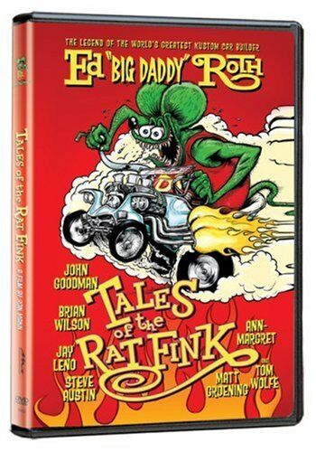 TALES OF THE RAT FINK (Ted Rosnick) - DVD - Region 1 Sealed