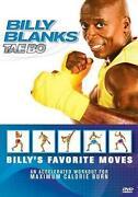 Billy Blanks Tae Bo