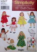 Vintage Doll Patterns