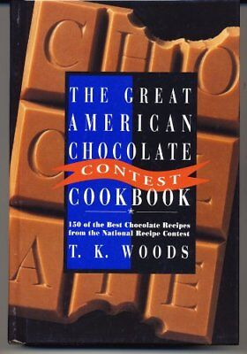 (The Great American Chocolate Contest Cookbook: 150)