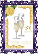 Cross Stitch Wedding Cards