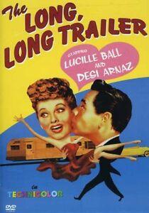 The Long Long Trailer (Desi Arnaz Lucille Ball) New DVD R4