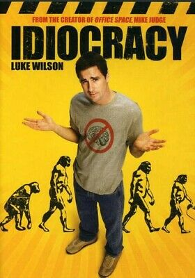 Idiocracy [New DVD] Ac-3/Dolby Digital, Dolby, Dubbed, Subtitled, Wide