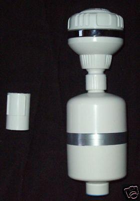 New & Updated Berkey Shower Dishwater Filter W/ Massage Head - Filter 25,000 Gallons