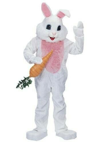 EASTER BUNNY COSTUMES AND MASCOT FOR RENTAL