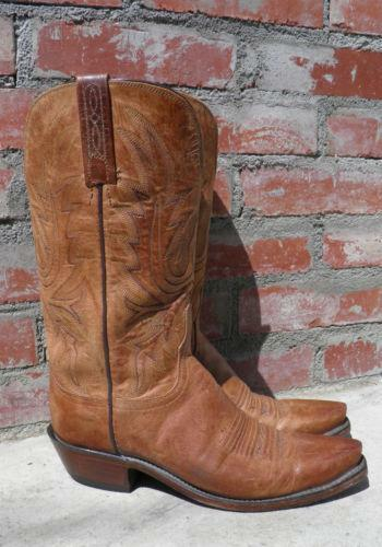 Lucchese Boots Ebay