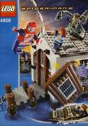 Lego Spiderman 4856