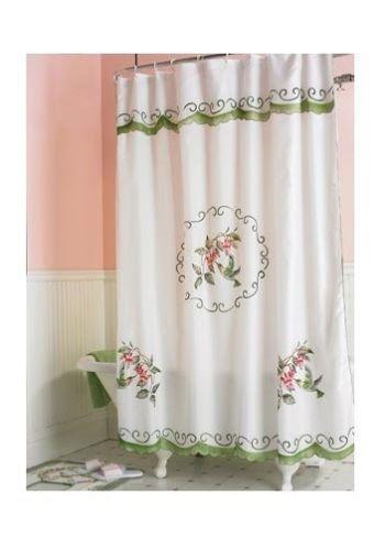 Hummingbird Shower Curtain Ebay