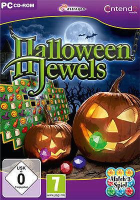 PC Computer Spiel ***** Halloween Jewels ********************************NEU*NEW