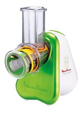 Moulinex DJ7533 Fresh Express elektrisches Schnitzelwerk - NEU + OVP