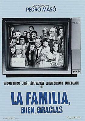 Die Familie Gut Danke Kino Spanish Comedy Filme DVD Neu & Ovp Karton R2