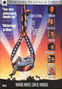 The Player 1992 Film DVD