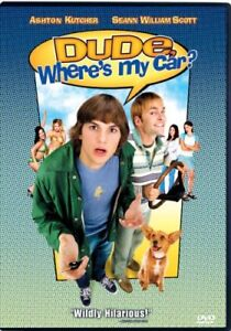 Dude Where's My Car-Excellent condition DVD + bonus dvd-$5 lot