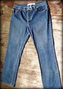 Womens Gap Boot Cut Stretch Jeans