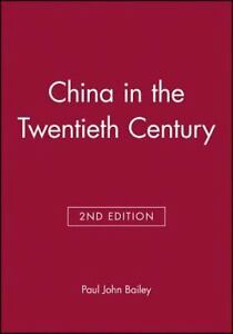 china in the twentieth century essay China in the twentieth century: nationalism and revolution richard harris describes the various forces of change at play in china's tumultuous first half century.