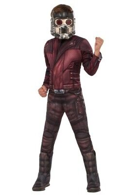 Guardians Of The Galaxy Vol 2 Star Lord Costume Child Large 12-14 Halloween](Star Lord Costume Halloween)