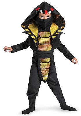 Cobra Ninja - Child Ninja - Ninja Cobra Kostüm