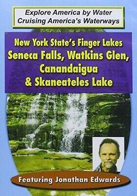 New York State's Finger Lakes: Seneca Falls [New DVD]