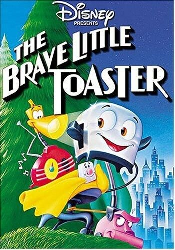 The Brave Little Toaster [New DVD]