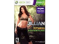 Jillian Michaels fitness adventure xbox 360