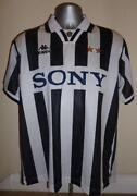 Vintage Juventus Shirt