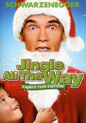 Jingle All the Way [New DVD] Special Edition, Subtitled, Widescreen, Ac-3/Dolb