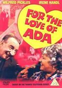 For The Love of ADA DVD
