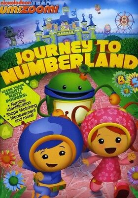 Journey Framed - Team Umizoomi: Journey to Numberland [New DVD] Full Frame