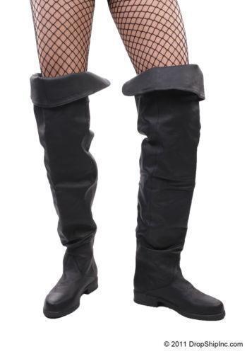 Mens Thigh High Boots Ebay