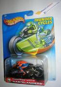 Hot Wheels Thunder Cycles