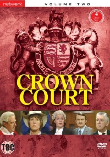 CROWN COURT the complete second volume 2. 4 discs. New sealed DVD.
