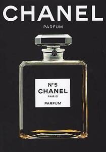 Chanel Poster Ebay