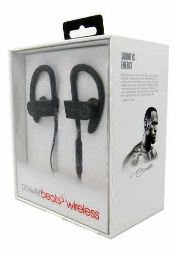 by Dr Dre Powerbeats3 In-Ear New Beats Wireless Bluetooth Headphones
