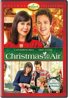 CHRISTMAS IN THE AIR New DVD Catherine Bell Hallmark Channel Holiday Collection ()